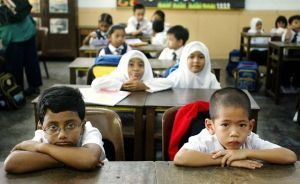 School fees for primary and secondary education in Malaysia will be abolished