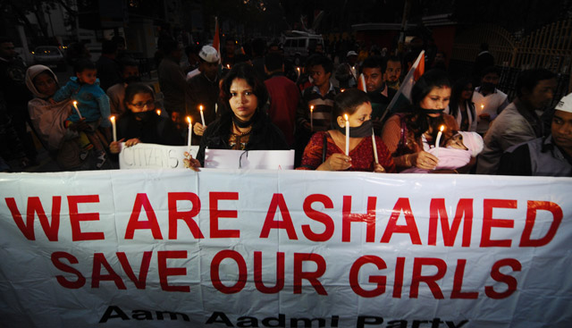 The brutal gang rape and death of a young Indian woman