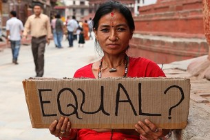 Gender Inequality in Nepal's Education System